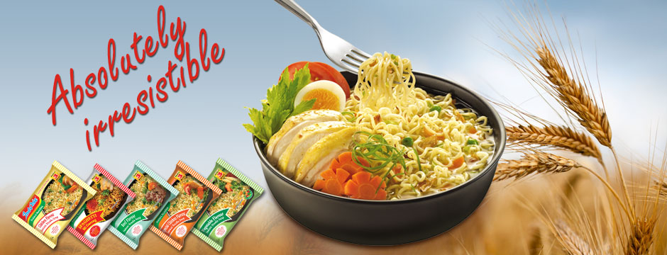 Absolutely irresistible - Indomie soup